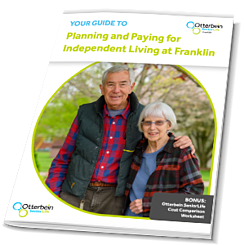 Your Guide to Planning and Paying for Independent Living at Franklin