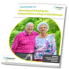 Your Guide to Planning and Paying for Independent Living at Marblehead