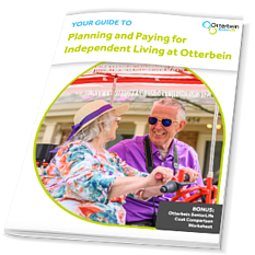 Your Guide to Planning and Paying for Independent Living at Otterbein