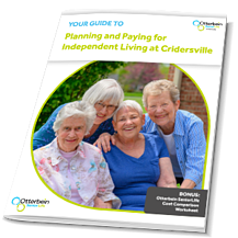 Your Guide to Planning and Paying for Independent Living at Cridersville