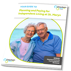 Your Guide to Planning and Paying for Independent Living at St. Marys